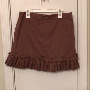BCBGeneration Skirts - BCBG brown skirt